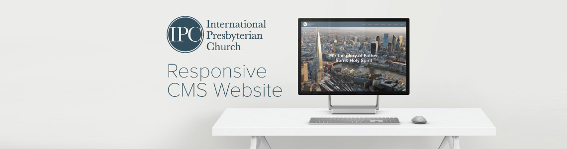Responsive Church Website Design