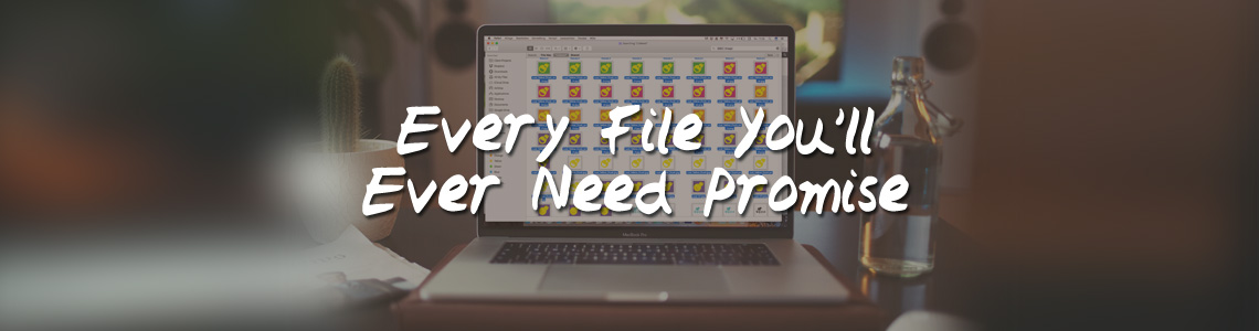 Every File You'll Ever Need