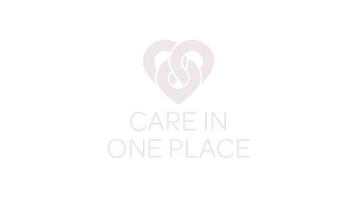 Care in One Place Branding