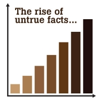 The Rise of Untrue Facts