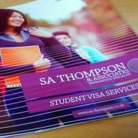SA Thompson Brochure