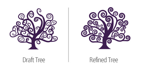 Tree Logo Refinements