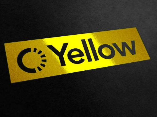 Logo Design Derby - Yellow