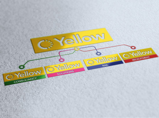 Brand Design Derby - Yellow