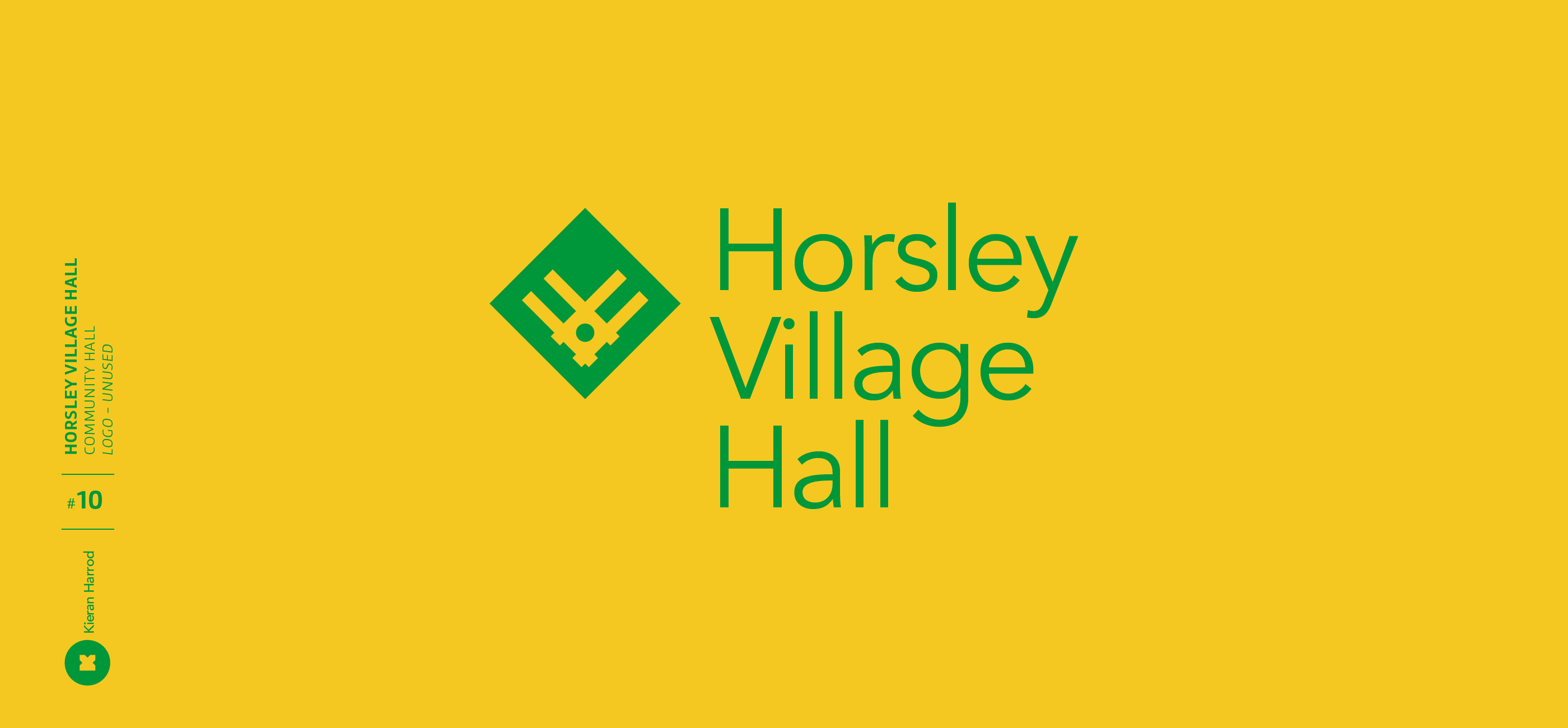 Village Hall Logo Draft