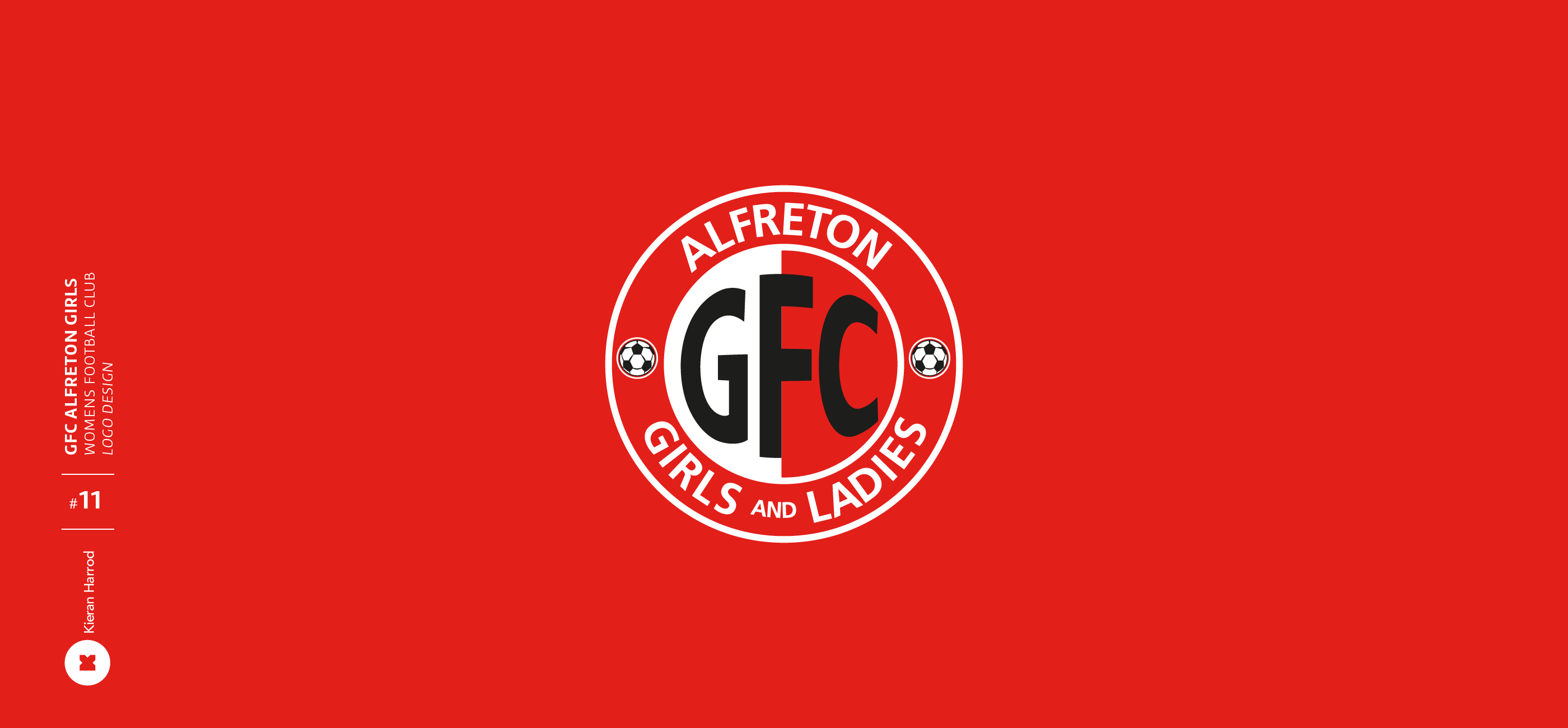GFC Football Badge Logo