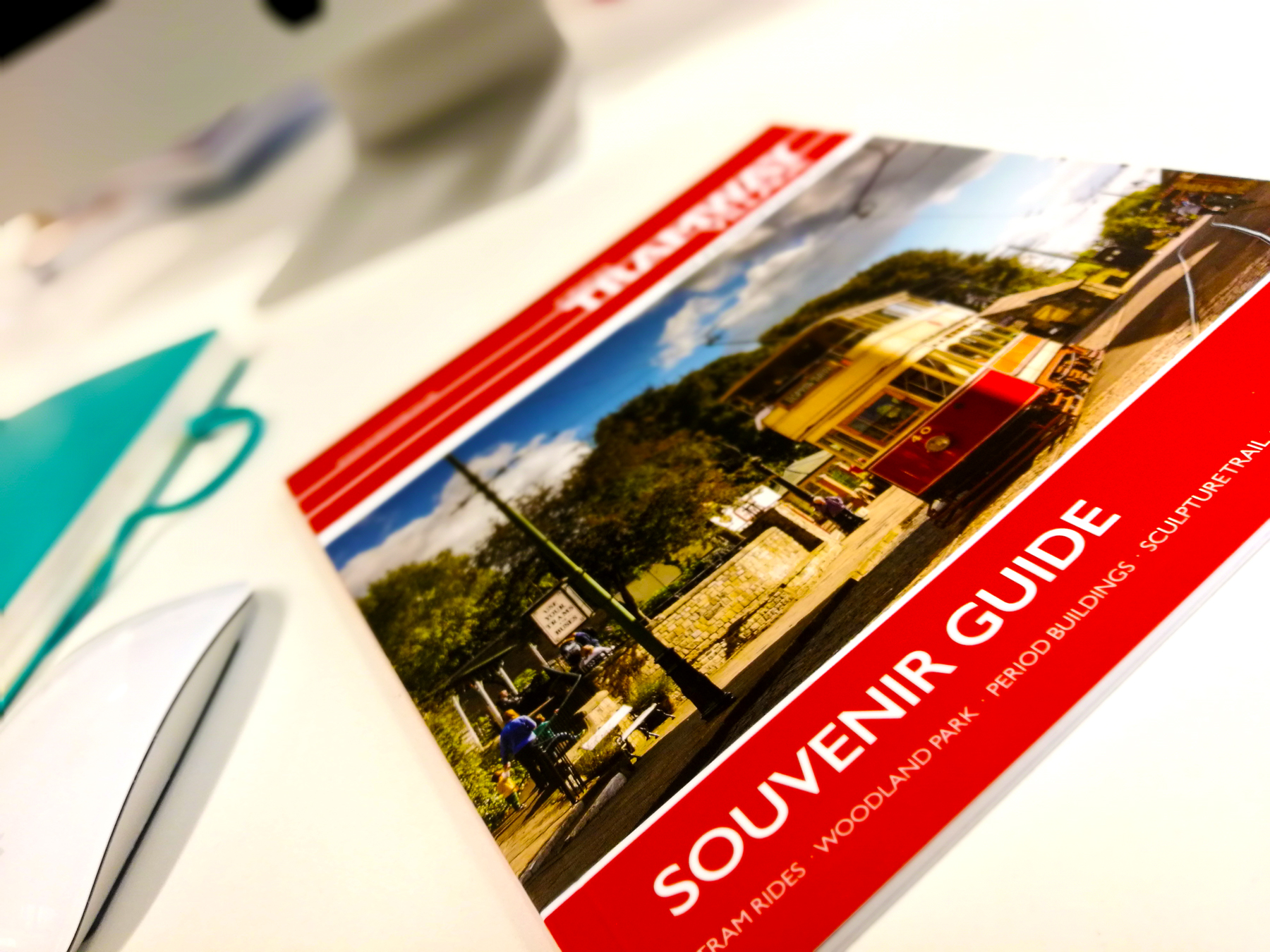 Crich Tramway Souviner Guide