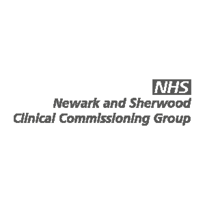 I've done work for Newark & Sherwood CCG