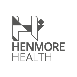 I've done work for Henmore Health