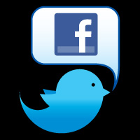 Tweeting Facebook Update