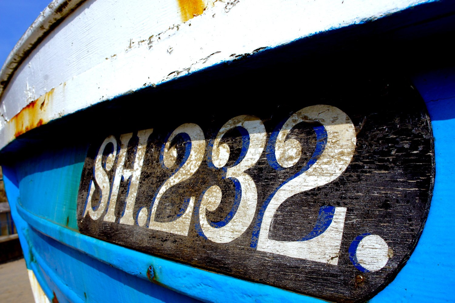 SH232 Boat - Found Type Filey