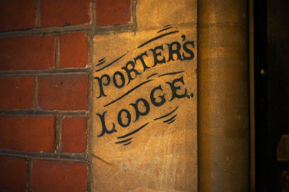 Found Type - Porters Cottage