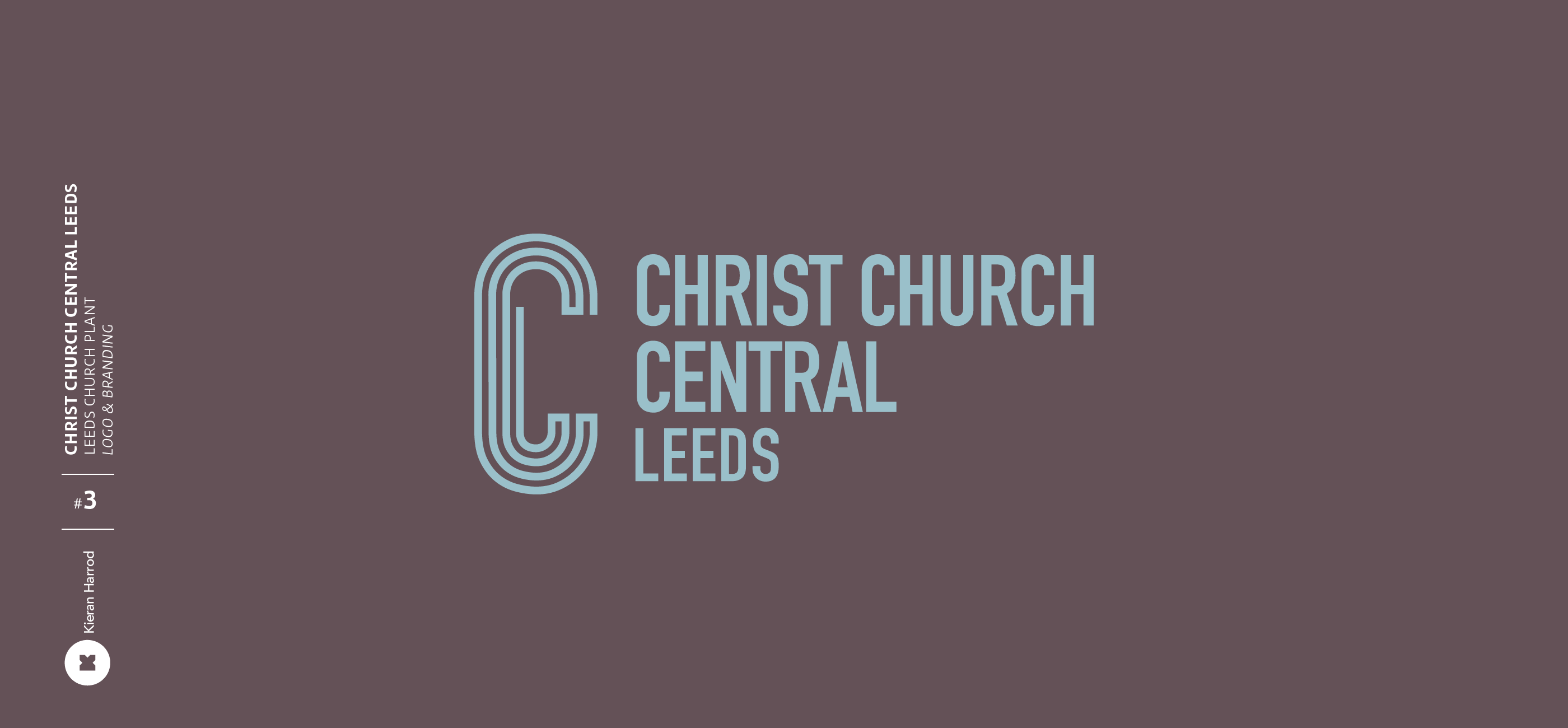 Leeds Church Logo Design