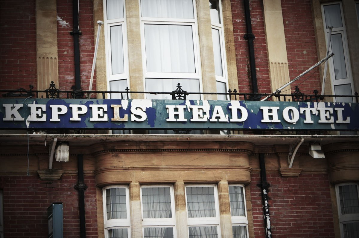 Keppels Head Hotel - Found Type Portsmouth