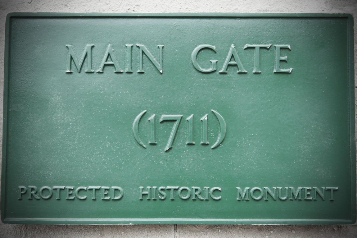 Main Gate - Found Type Portsmouth