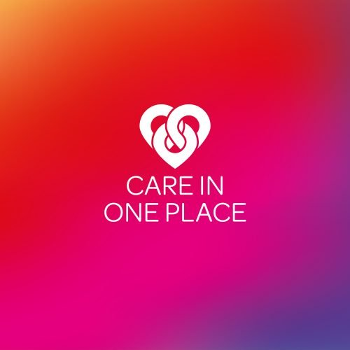 Care in One Place Logo