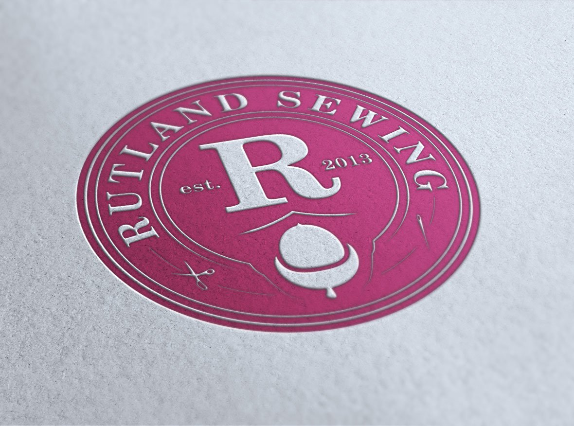 Rutland Sewing Logo