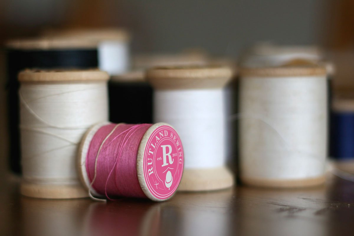 Rutland Sewing Spool Design