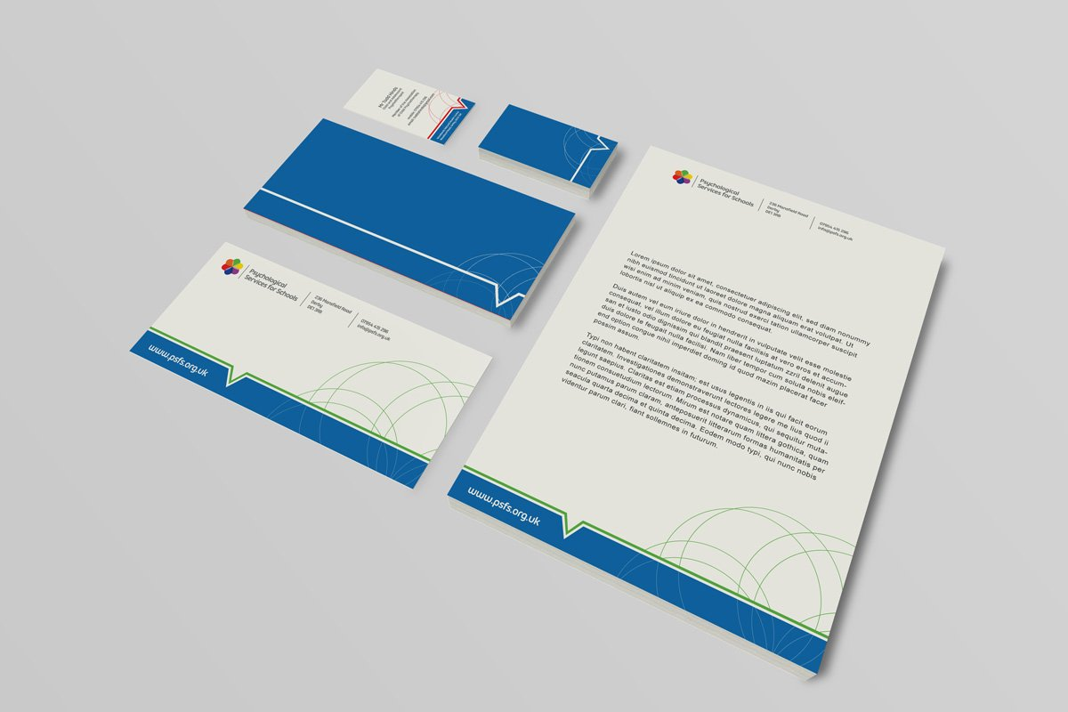 School Psychology Letterhead