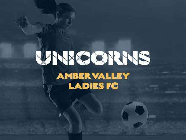 Ladies Football Club Logo Text