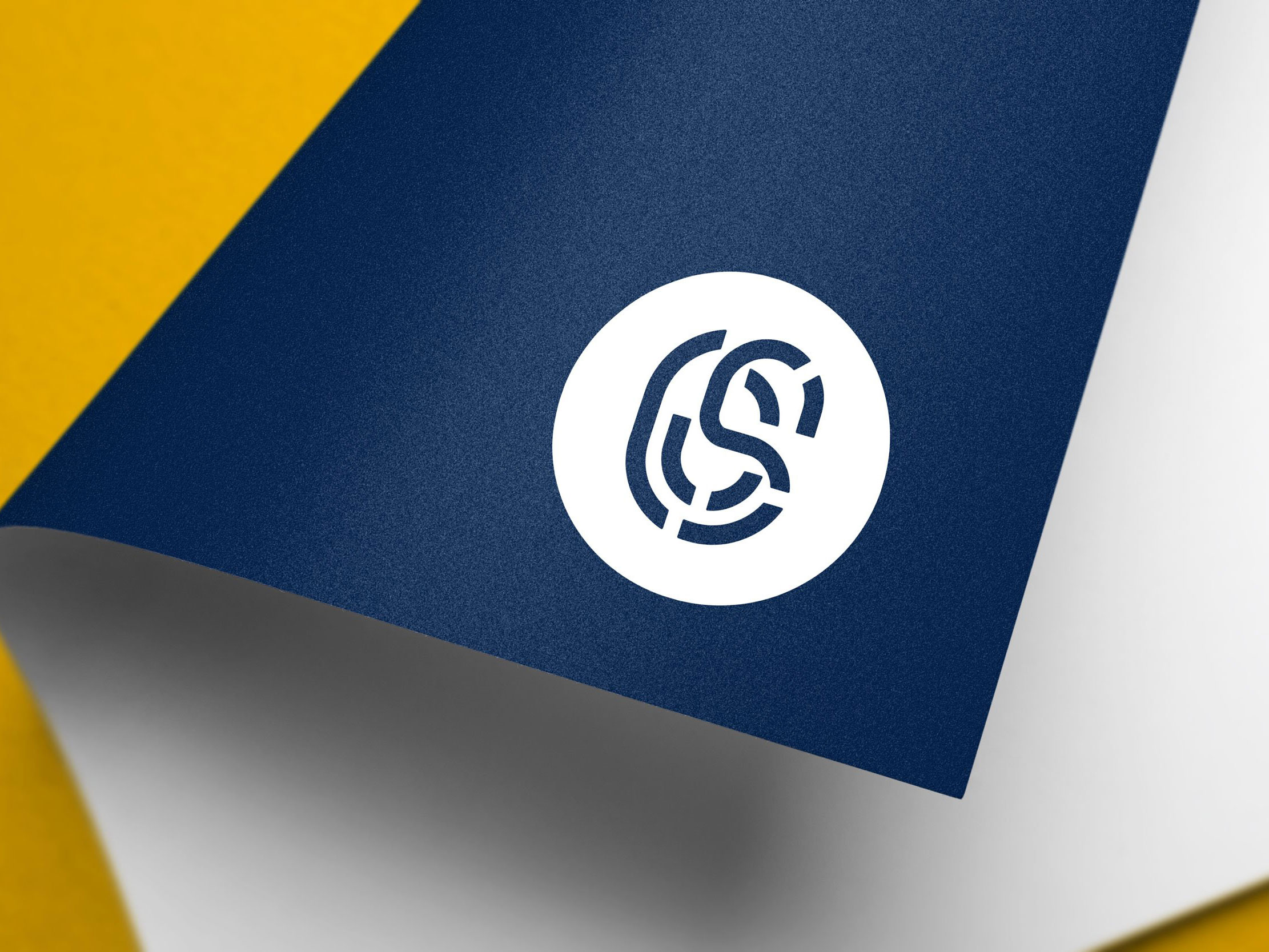 CS Logo Design