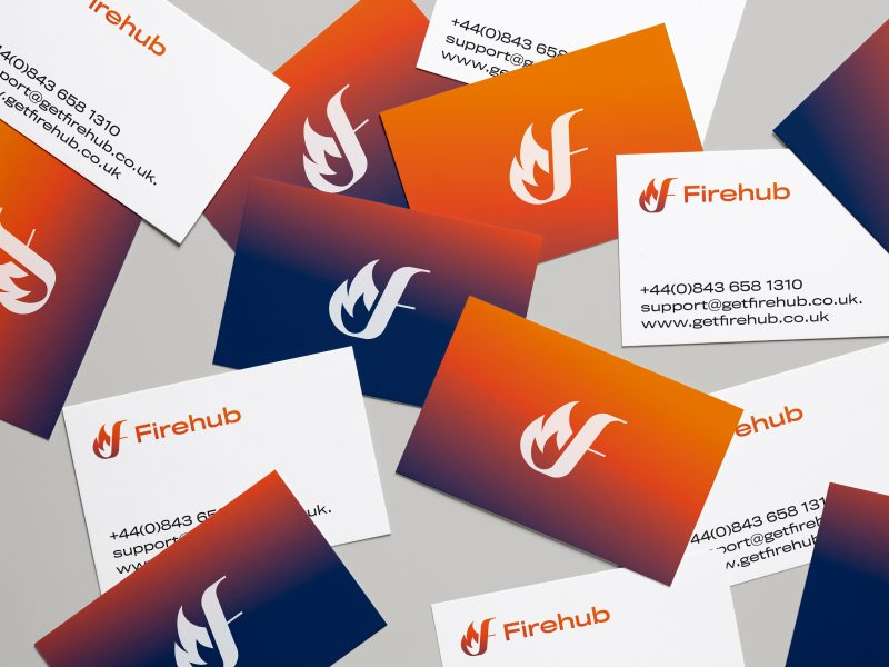 Firehub Business Cards